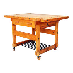 Shop Eclectic Kitchen Islands Amp Carts On Houzz