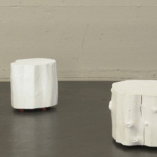 Eclectic Footstools And Ottomans by ddc nyc