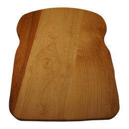 "Martin Cart's - Bread Cutting Board - Slice of bread cutting board 8.5""x11""x.75"" Hard Maple."