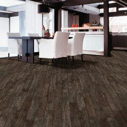 Florim Ecowood, Rustic Wood Look Tile - Florim flooring, Ecowood Series, Color Wenge