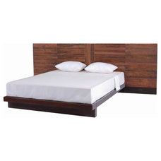 Contemporary Beds by Woodland Creek Furniture
