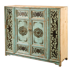 Painted Cabinet 2 Door
