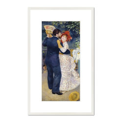 A Dance in the Country, 1883 - Pierre-Auguste Renoir, A Dance in the Country, 1883. Mus'e d'Orsay.