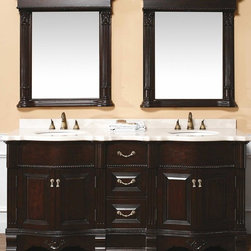 "72"" Celano Double Sink Vanity -"