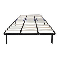 Pure Posture Wood Slat Bed Frame