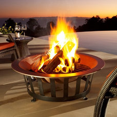 Traditional Firepits by FRONTGATE