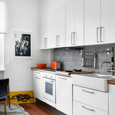 Eclectic Kitchen by mikel irastorza