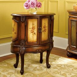 """Hammary - Hidden Treasures Accent Chest - """"Hammary's Hidden Treasures collection is a fine assortment of unique accent pieces inspired by some of the greatest designs the world over. Each selection is rich in Old World icons and traditions."""