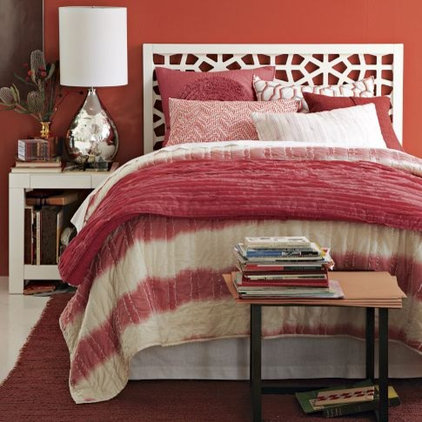 Contemporary Quilts by West Elm