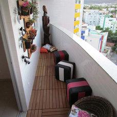 Tropical Flooring by FlexDeck