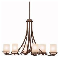 Contemporary Chandeliers by Lighting and Locks