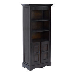 Sterling Industries - Sterling Industries 6500527 Meridian - Mahogany - Side Cabinet - Meridian -Mahogany-Side Cabinet  Side Cabinet