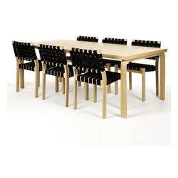 Artek - Artek   Table 86 - Design by Alvar Aalto, 1935.