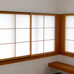 asian windows and doors by Pacific Shoji Works