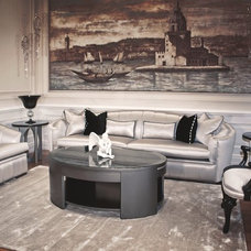Contemporary Coffee Tables by Dorya Interiors