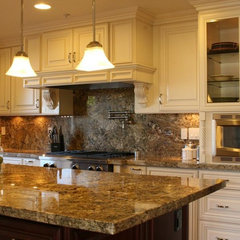 kitchen cabinets by JR Kitchen & Bath