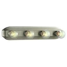 Traditional Bathroom Vanity Lighting by Home Depot