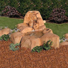 Traditional Outdoor Fountains And Ponds by Hayneedle
