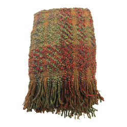 Kennebunk Home - Montauk Throw, Autumnal - Wi