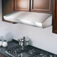Kobe CH2736SQB Pro-Style Under Cabinet Range Hood with 800 CFM Internal Blower,