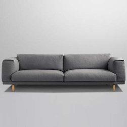 Muuto - Muuto | Rest 3-Seater Sofa - Design by Andersen & Voll