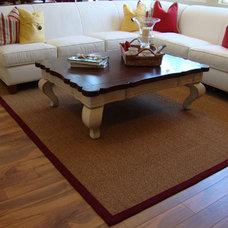 Contemporary Wood Flooring by Stewart Floor LLC