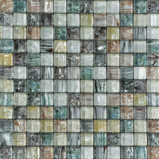 Modern Tile by HomeThangs