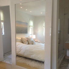 Contemporary Makeup Mirrors Bedrooms and Bathrooms remodeling