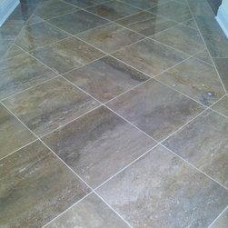 Stone & Tile Flooring - Brandy Patrick