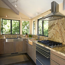 Contemporary Kitchen Countertops by Independent Designer