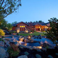 Traditional Exterior by Kaufman Homes, Inc.