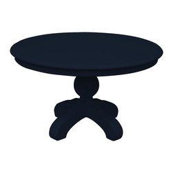 EuroLux Home - New Coffee Table Black Painted Hardwood Soho - Product Details