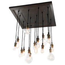 Industrial Chandeliers by Urban Chandy