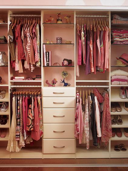 Contemporary Kids Dressers by California Closets