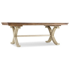 Farmhouse Dining Tables by Benjamin Rugs and Furniture