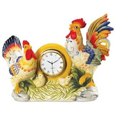Traditional Clocks by Macy's