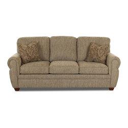 Klaussner Furniture - Westbrook Sofa - E3000-S - Westbrook Collection Sofa