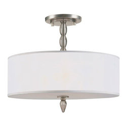 Crystorama - Crystorama 9505-SN Luxo 3 Light Chandeliers in Satin Nickel - From kitchens to kids rooms to dining rooms and urban lofts, our Luxo collection brings understated luxury to any room.