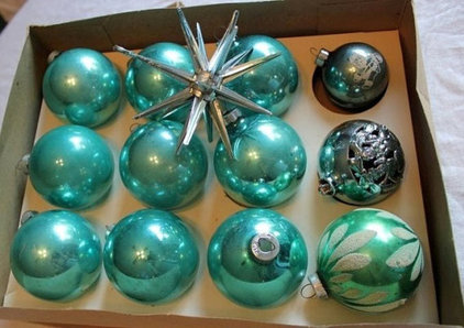 Traditional Holiday Decorations by Etsy