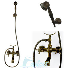 Traditional Tub And Shower Faucet Sets by sinofaucet