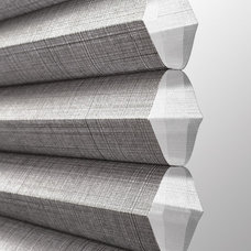 Traditional Cellular Shades by Window Fashions by Anderson's