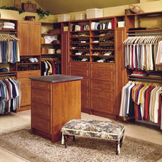 Contemporary Closet Organizers by New England Closet Design, LLC