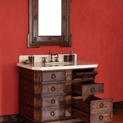 "42"" Regent Single Bath Vanity -"