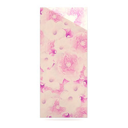 "Kess InHouse - Deepti Munshaw ""Blush Bouquet"" Pink Roses Metal Luxe Panel (9"" x 21"") - Our luxe KESS InHouse art panels are the perfect addition to your super fab living room, dining room, bedroom or bathroom. Heck, we have customers that have them in their sunrooms. These items are the art equivalent to flat screens. They offer a bright splash of color in a sleek and elegant way. They are available in square and rectangle sizes. Comes with a shadow mount for an even sleeker finish. By infusing the dyes of the artwork directly onto specially coated metal panels, the artwork is extremely durable and will showcase the exceptional detail. Use them together to make large art installations or showcase them individually. Our KESS InHouse Art Panels will jump off your walls. We can't wait to see what our interior design savvy clients will come up with next."