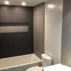 Contemporary Bathroom by Rebuild LLC