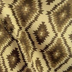 Shop Southwestern Fabric On Houzz