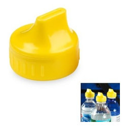 Parent Units - Parent Units Sippin Spout - With the Sippin Spout, you don't have to worry about bringing drinks for your child. Spout can be slipped in a bag and conveniently fits on many regular-sized water bottles.