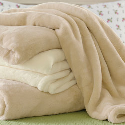 Softest Blanket and Throw - This is the coziest blanket out there! I would love to snuggle up under it while reading a good book.
