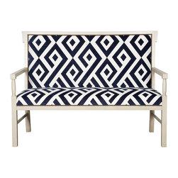 Vanguard Furniture - Vanguard Furniture Katlin Settee V341-SE-550449 - Vanguard Furniture Katlin Settee V341-SE-550449