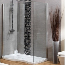 Contemporary Showerheads And Body Sprays by Plumbworld